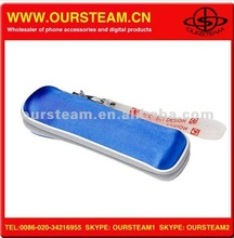 oem Blue Airfoam Case Pouch for Nintendo Wii Controller