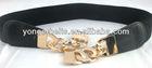 new studded fashion chain belt