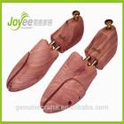 JOYEE adjustable twin-tube cedar shoe tree