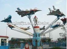 rides for amusement park airplane