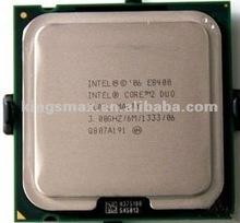INTEL CPU Core2 Duo E8400 3Ghz 6M 1333 E8500 E8600 E3400 E4300 E4400 E4600 E5200 E5300 E5400 E5500