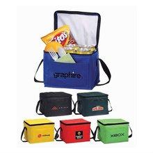 6 can solar Cooler Bag