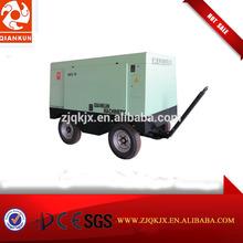 High quality electric portable screw air compressor 110kw
