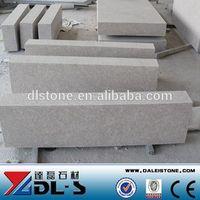 G611 Granite Kerbstone Garden Foot Stepping Stone