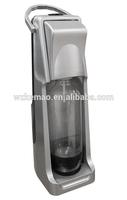 Portable pure soda water making machine