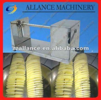 181 CE approve ribbon potato cutter