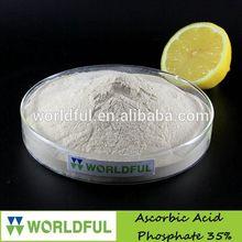 Feed Grade High Quality Vitamin C/Ascorbic Acid Coated 35% Phosphate,L-Ascorbate-2-Phosphate