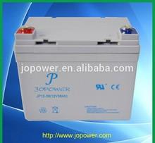 Sealed AGM VRLA gel battery 12v 38ah for UPS