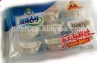 Dumplings plastic bag/frozen food