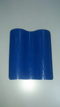Building material waved PVC Roofing Sheet
