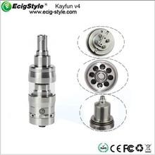 Alibaba express rebuildable atomizer juice flow control kayfun atomizer 22 mm kayfun 4,kayfun v4