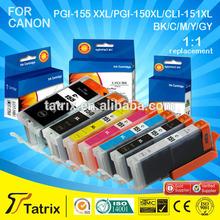 for canon pgi-150,for canon ink pgi-150 cli-151,for canon compatible ink cartridge pgi-150 cli-151