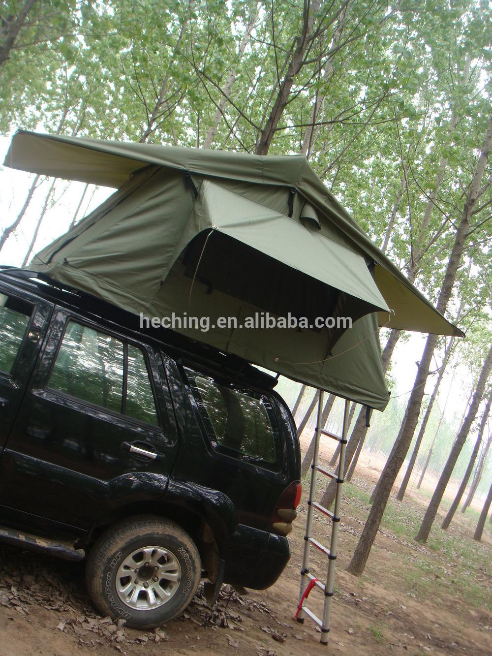 4x4 aksesuar karavan kamp römork/offroad karavan römork