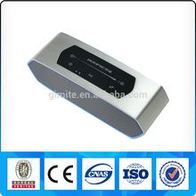 16W portable bluetooth speaker slide volume control DSP Technology bluetooth 4.0 speaker