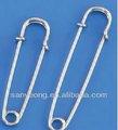 Stahl kilt pin/sicherheit brosche pin/stahl vernickelt kilt pin