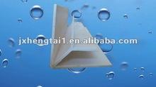 Water Resistant/ Moisture Resistant Beautiful Durable Bathroom PVC Panel Jointer