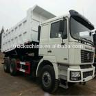 High Quality MAN Technology Shacman 6x4 Sand Dump Truck/Tipper Truck