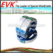 Ul1332 FEP teflon elétrica fio resistente ao calor