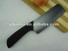 Perfect black ceramic kitchen knife