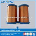 poliéster modificado 22 de cobre de calibre de alambre esmaltado