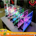 Großhandel Alibaba 2014 Neuheit abwischbare Tafel für Werbezwecke