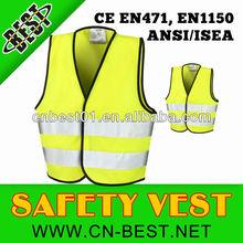 EN1150 child safety vest
