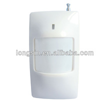 CE,ROHS Approved DC3V Wireless PIR Motion Detector