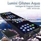 Supply best ebay Glisten 150R2 sunrise and sunset led aquarium light for SPS coral