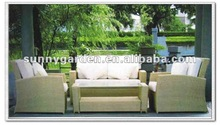 K.D. rattan wicker sofa furniture set SG1034