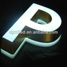 2012 Newest Hot Acrylic Logo Sign