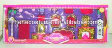 kids plastic dollhouse antique miniature furniture