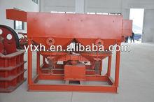 jig machine (ISO 9001 & CE)/gold jigger