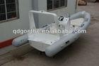 6.8m long Goethe Inflatable Fiberglass Hull Boat