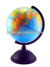 Plastic world globe 20cm