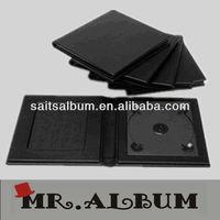 Standard western style single CD/DVD case holder