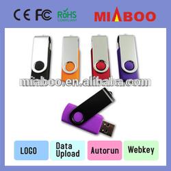 2014 New Arrival Custom logo usb flash drive, China Factory Price plastic usb stick, real high speed bulk 1gb usb flash drives