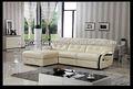2014 l forma de sala de estar sofá reclinável de couro com armazenamento