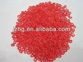 Forma obtenidas motas anillo rojo / círculo detergente color obtenidas motas detergente para detergente en polvo