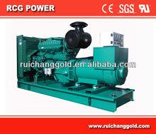 350KVA/280KW Powered By Cummins Engine NTA855-G2A Generator