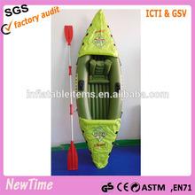 PVC inflatable kayak