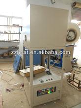 T-long bottom loading furnace for lab