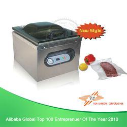 2014 Stainless steel chamber vacuum sealer