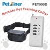 remote control vibrating dog training collar