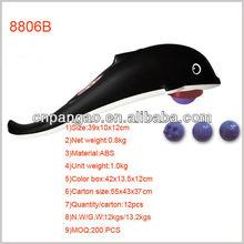 Cut shape,magic hand massager 8806B