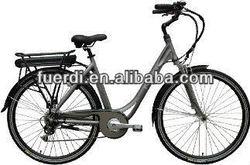 700C electric bike portable rear motor adult electric bike