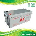 12V 200Ah gel battery solar battery