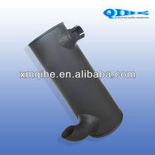 titanium muffler