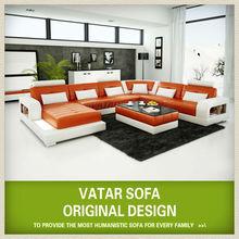 Latest Sofa Designs 2013 Italian Meubles Modern Chesterfield Sofa H2209