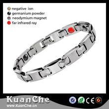 Wholesale Tungsten Energy Bio Magnetic Bracelet