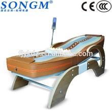 YK Full body Natural Jade roller massage machine massage bed wholesaler